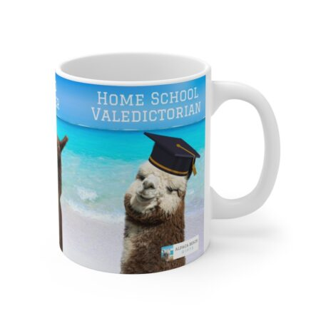 Home School Valedictorian gift mug for grandson