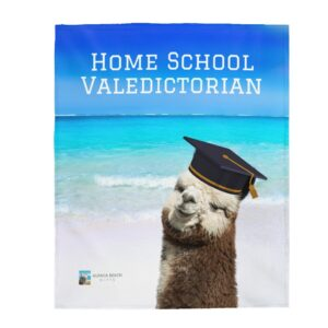 Home School Valedictorian gift mug for nephew