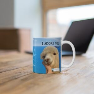 I adore you gift mug for granddaughter