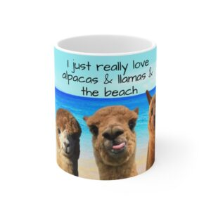 I just really like alpacas, llamas and the beach gift blanket for daughter