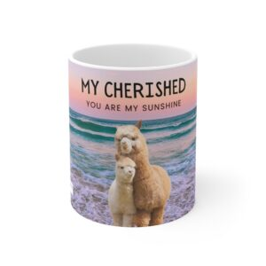 My cherished gift mug for son
