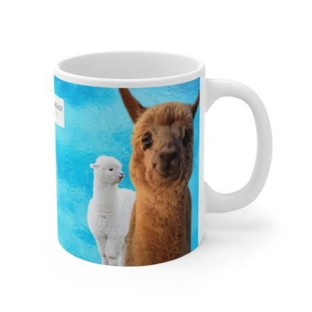 Thank you for being the reason I smile, loving gift beach mug smiling mamma and baby